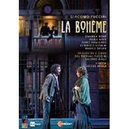 Puccini:La Boheme [Daniela Dessì; Fabio Armiliato; Federico Longhi; Orchestra and Choir of the Puccini Festival,Valerio Galli] [C Major Entertainment: DVD]
